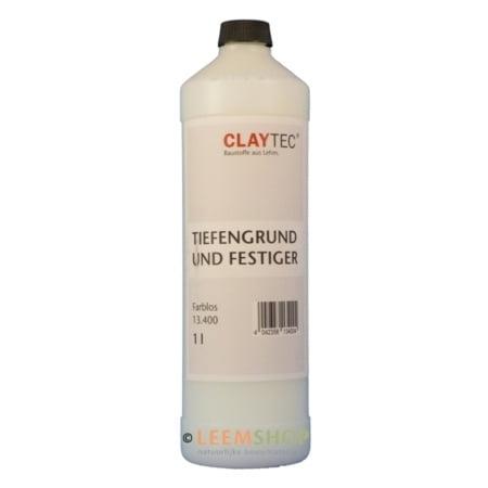 Claytec Diepgrondering fles 1 liter