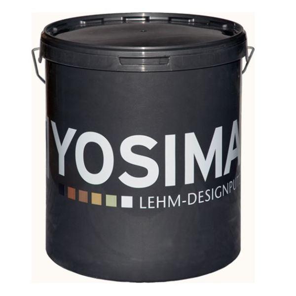 Claytec Yosima designstuc leemfinish emmer 20 kilo
