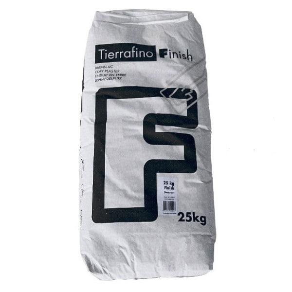 Tierrafino Leemfinish zak