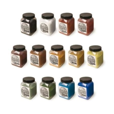 Tierrafino Pigmenten