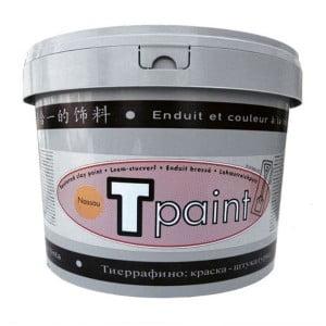 Tierrafino T-Paint Kleuren Leemverf Structuur emmer