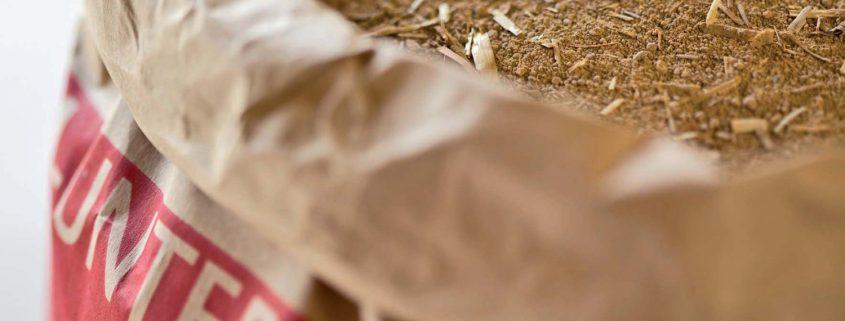 Leemstuc : Claytec Basisleem met stro